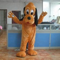 HOLA brown dog mascot costume for adult/cosplay