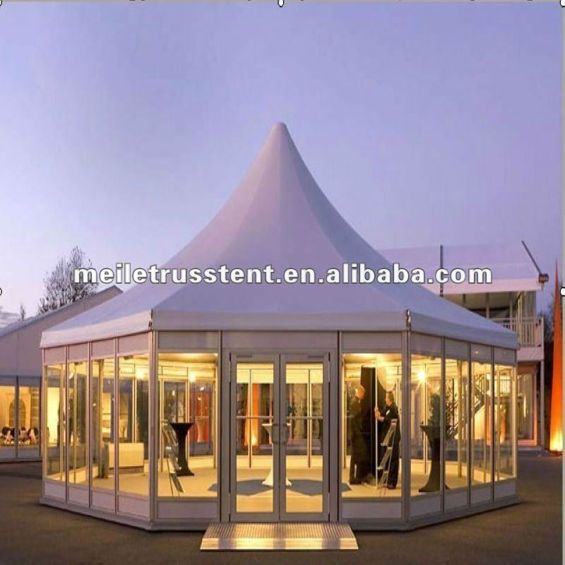 2012 Fancy Octagon Tent For Party