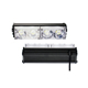 Aluminum housing 80W offroad led spot light bar for Auto Truck Atv Suv