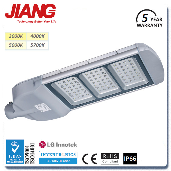 Best Selling Hot Chinese Products 5 Years Warranty UKAS CE ROHS TUV IP66 Certified Driveway Entrance LED Street Light