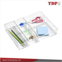 Manufacturer Clear Acrylic Drawer Organizers, Acrylic Makeup Storages, Acrylic Makeup Trays