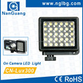 NanGuang 1.8W CN-LUX300 LED gift Video Light for Digital Pocket Camera