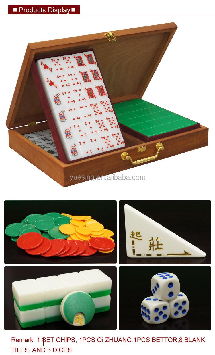 cheap price colorful malaysia mahjong set for sale buy