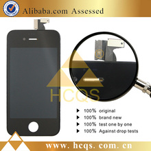 Full lcd display touch digitizer assembly replaements for iPhone 4/4s mobile phone lcd original