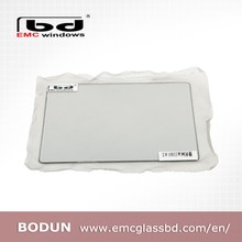 Mesh Laminated Shielded Glass Polycarbonate EMI Shielding Window