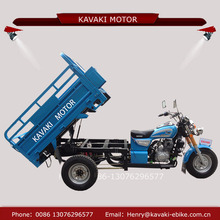 China supplier three wheel motorcycle atv cargo tricycle use for adults