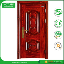 Single Leaf Steel Door Cheap Steel Door Panels Commercial Exterior Fire Rated Steel Doors
