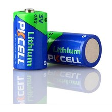 3v Rechargeable Lithium Cr2 Battery With 850mah