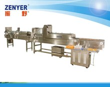 automatic egg washer/egg washing machine/egg cleaner