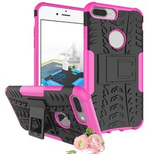 2016 hot sell Hybrid Rugged Rubber Shockproof Case for iphone7 7 plus for Apple iphone 7 7 plus pro 6 6s 6 plus 5 5se