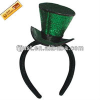 St Patrick's day Party crazy hats for kids