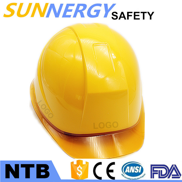ISO9001 Certified safety helmets white wholesale online
