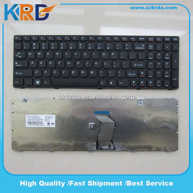 Laptop keyboard for LENOVO Ideapad G580 Z580 Z585 V580 Keyboard US Layout
