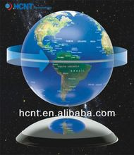 Christmas gift, Magic Floating Globe stock gift