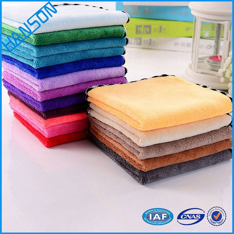 HST-X01 Top Quality microfiber Makeup Remover Magic towel/cosmetic remover cloth