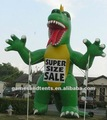 costomer design's inflatable balloon, inflatable dinosaur manufacturer F1015