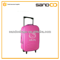 2016 polycarbonate trolley luggage