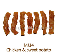 chicken and sweet potato MJ14 O'dog myjian dogs and pets snacks training treats