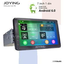 Auto Spare Parts 1 Din Car Gps Navigation Multimedia Android Car Entertainment System