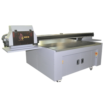 Lowest Price crystaljet led uv flatbed printer
