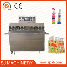 Ex-factory price automatic water/beverage/milk/yoghurt shaping bag filling packing machine