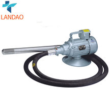 ZN70 pin type plug insertion type electric concrete vibrator price