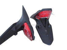 MOTORCYCLE NXR150 REAR FENDER WITH LAMP,NXR150 PLASTIC PARTS,MOTORCYCLE SPARE PARTS FOR NXR150
