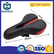 ountain bike bicycle saddle seat with good leather material for men bike
