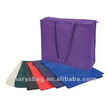 Extra Large Zippered Tote Bag