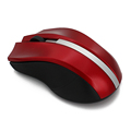 Classic New Design Custom Logo 2.4GHz Wireless Mouse Without Battery