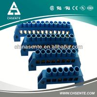 quality and norm screw terminal with plastic base