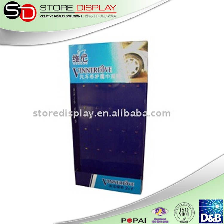 Hot sale ISO9001 Post Card Display Stand