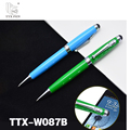 Top quality customized cheap metal touch screen stylus pen metal ballpoint pens