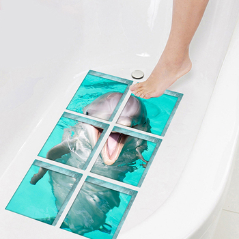 Hot sell new style fashion durable 3D mini bath mat