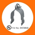 Rigid Strut Clamp for
