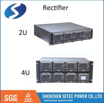 48V AC DC telecom rectifier for power supply 48V 50A/100A/150A/200A