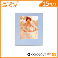 Import printing light guide plate plastics antique picture frame
