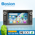 6.2inch screen android car dvd player for toyota universal /gps radio bluetooth swc dvd usb