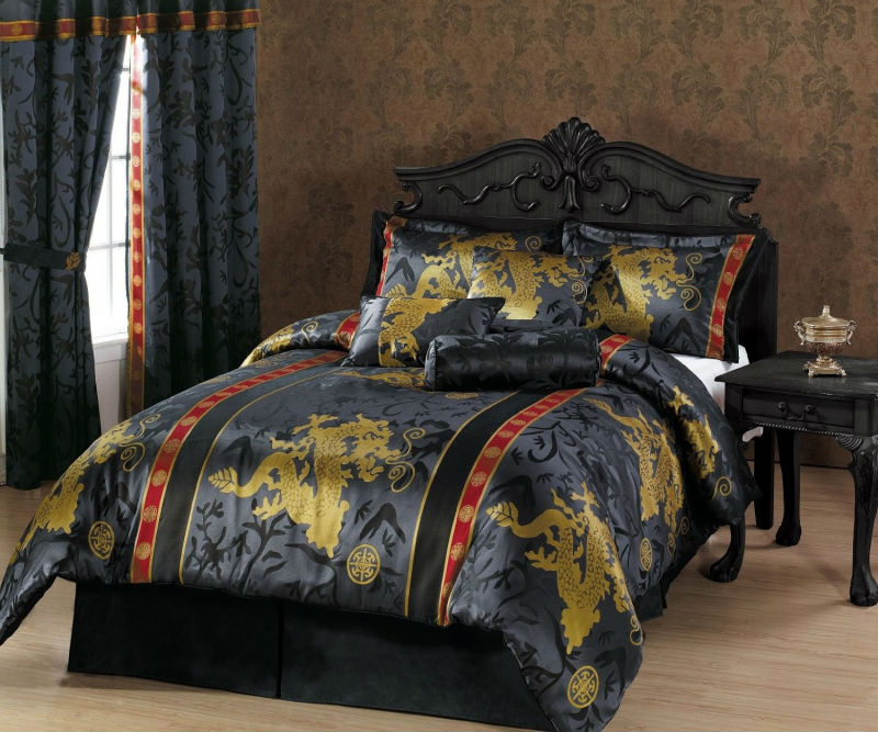 3d adult dragon bedding sets