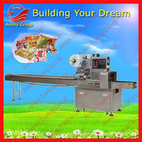 snack food lollipop packaging machine with CE