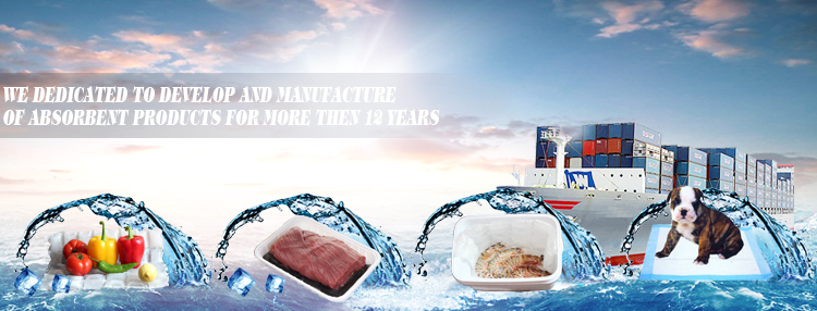 Melhor venda durable usando alimentos pad para o supermercado