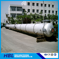 chemical plant equipment absorption tower desorption column