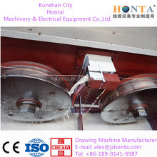 2015 China Professional 8mm copper wire drawing machine