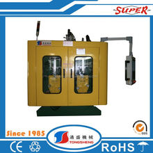 Professional single color pvc air blowing machine