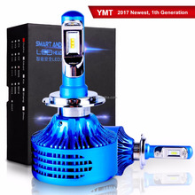 12V 24V Auto Car Accessories H7 H4 LED Headlight Bulb 9006 for Car
