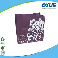 Customized high quality Recycle t shirt shopping bags