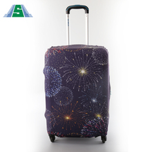 The most popular polyester custom luggage cover protector