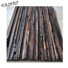 Old Ship Wooden Wall Panel 300x600 Interior Wood Tile