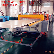 New design SJMS-80/156 Plastic Extrusion Double Screw PVC Foam Board/Plate Making Machinery