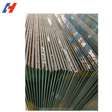 ceramic frit 6/8/10/12mm tempered laminated glass with edge polished